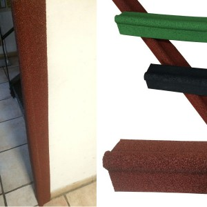 Kit Profile Angles Protection Caoutchouc, mastic colle Hightak