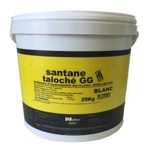 Revêtement imperméable façade Santane taloché GG Natec, 25 kg