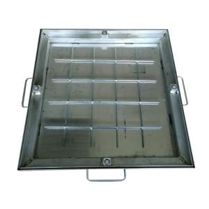 Couvercle à carreler en Aluminium 30 x 30 cm